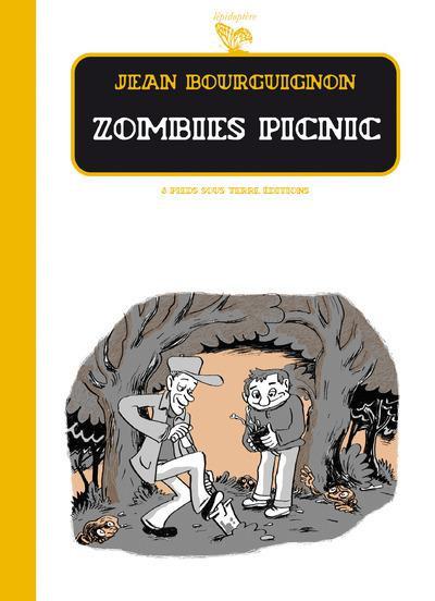 image de zombies picnic
