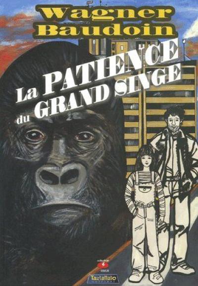 image de la patience du grand singe