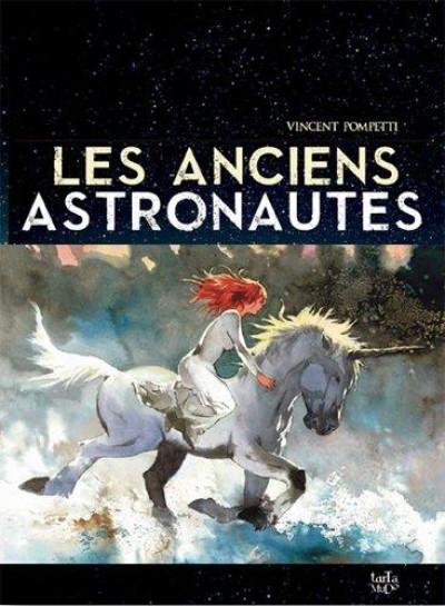 Couverture Les anciens astronautes