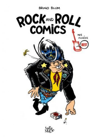Couverture Rock and roll comics
