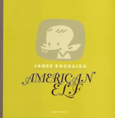 Couverture american elf
