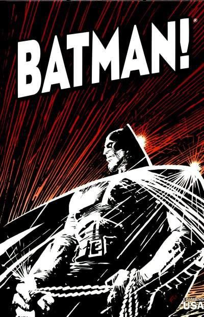 Page 8 Batman !