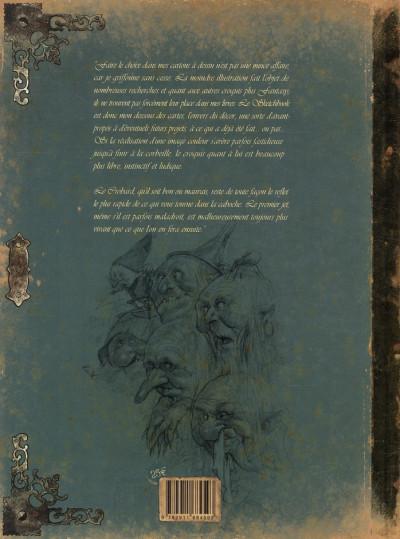 Carnet de croquis. Archives de féerie Tome 2 - Jean-Baptiste Monge