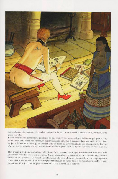 Page 1 le chateau des femmes