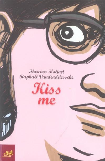Couverture Kiss me