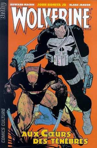 Couverture Wolverine (Comics culture) tome 2 - Aux coeurs des ténèbres