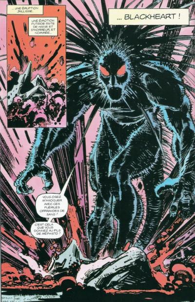 Page 1 Wolverine (Comics culture) tome 2 - Aux coeurs des ténèbres