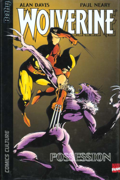 Couverture Wolverine (Bethy) tome 5 - possession