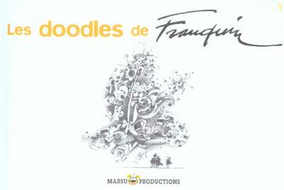 Couverture le doodles de franquin tome 1