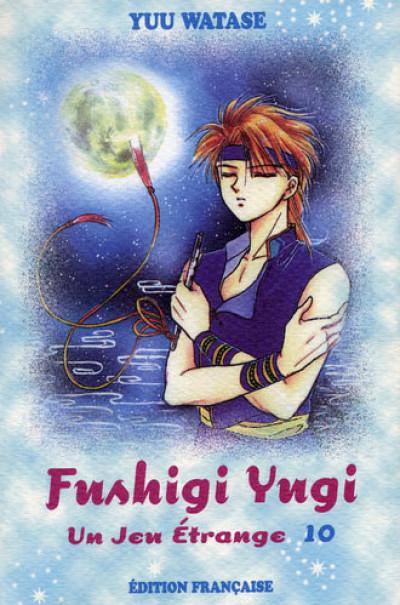 Couverture Fushigi yugi tome 10
