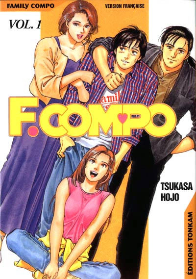 Couverture Family Compo tome 1