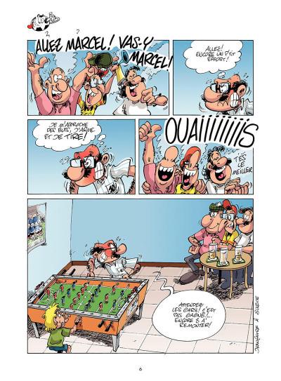 Page 5 les footmaniacs tome 1 - allez les bleus