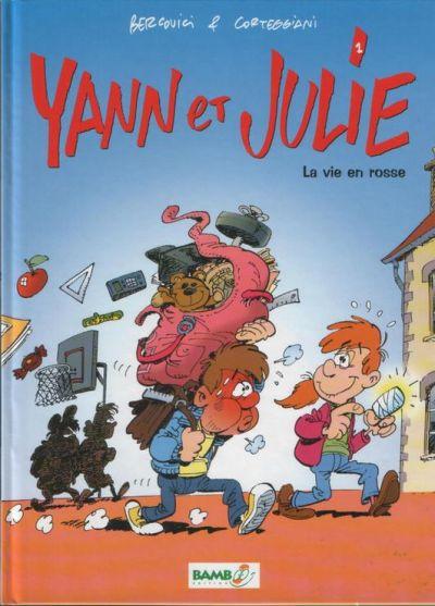 image de Yann et Julie tome 1 - la vie en rose