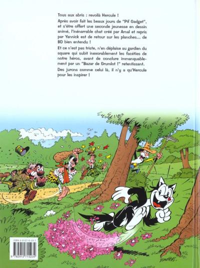 Dos Hercule tome 1 - bazar de grumlots