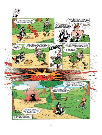 Page 3 Hercule tome 1 - bazar de grumlots