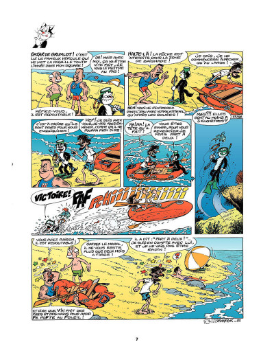 Page 6 Hercule tome 1 - bazar de grumlots