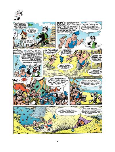 Page 8 Hercule tome 1 - bazar de grumlots