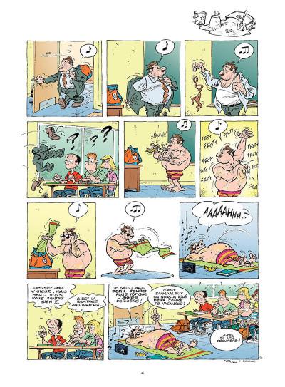 Page 3 les profs tome 2 - loto et colles