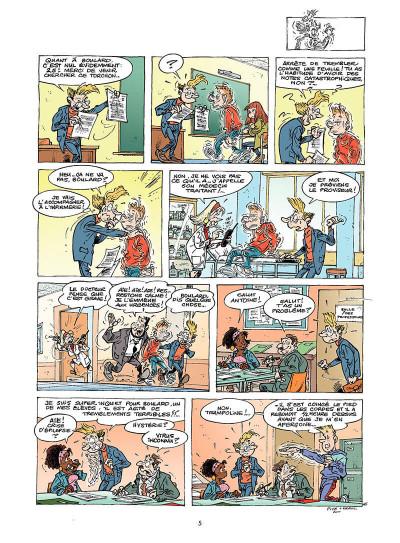 Page 4 les profs tome 2 - loto et colles