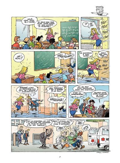 Page 6 les profs tome 2 - loto et colles
