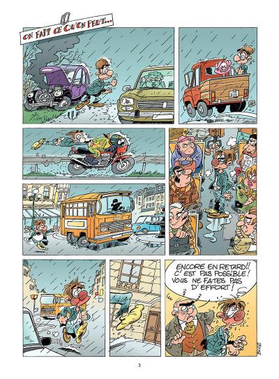 Page 4 les fonctionnaires tome 2 - reduction du temps de travail