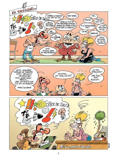 Page 6 les fonctionnaires tome 2 - reduction du temps de travail