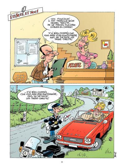 Page 7 les fonctionnaires tome 2 - reduction du temps de travail