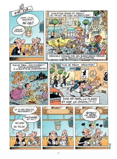 Page 8 les fonctionnaires tome 2 - reduction du temps de travail
