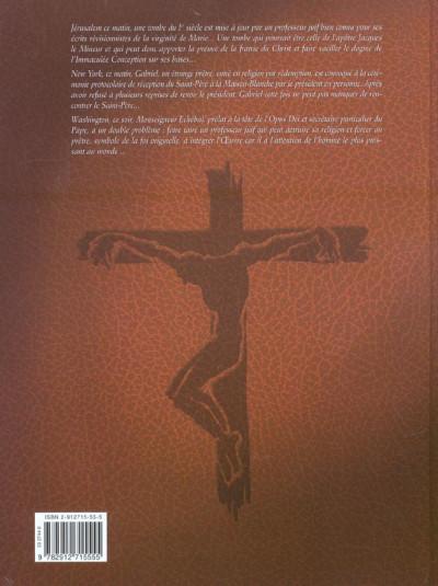 Dos le messager tome 1 - la sainte lance