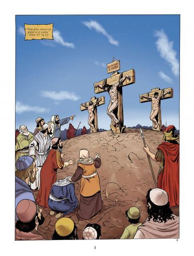 Page 2 le messager tome 1 - la sainte lance