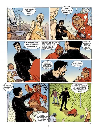 Page 6 le messager tome 1 - la sainte lance