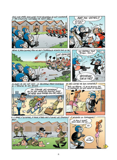 Page 5 les gendarmes tome 5 - souriez vous êtes flashés