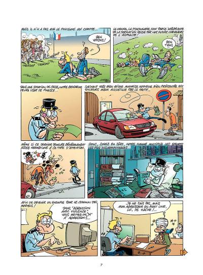 Page 6 les gendarmes tome 5 - souriez vous êtes flashés