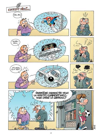 Page 5 les fonctionnaires tome 3 - travail à la chaine
