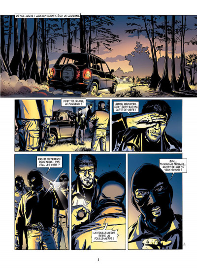 Page 4 thomas silane tome 1 - flash mortel