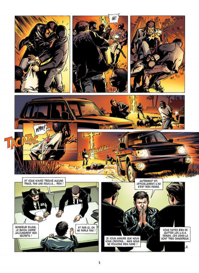 Page 6 thomas silane tome 1 - flash mortel