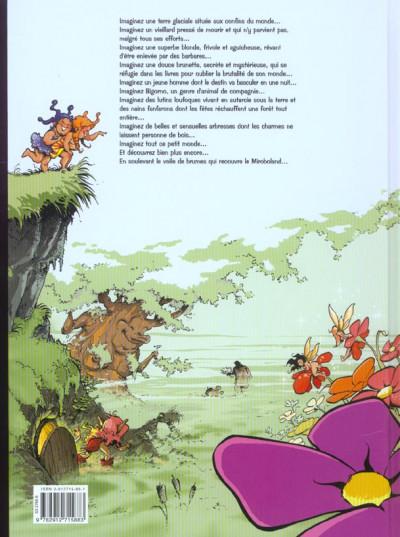 Dos Les brumes de miroboland tome 1