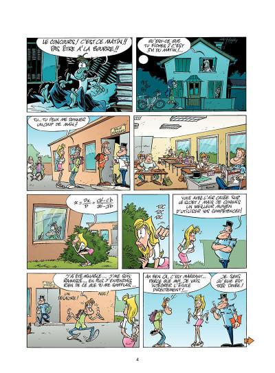 Page 3 les gendarmes tome 6 - un p.v. dans la mare!