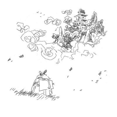 Page 7 le sens de la vis ; larcenet