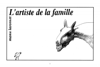 Page 1 l'artiste de la famille