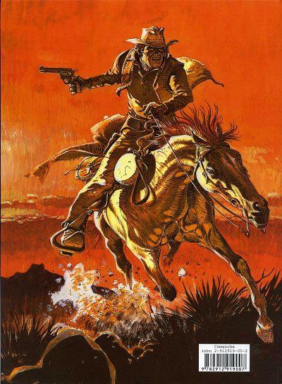 Dos Comanche - le prisonnier