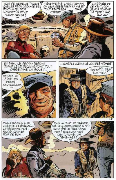 Page 1 Comanche - le prisonnier