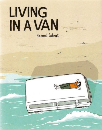 Couverture living in a Van