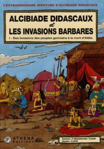 Resume les invasions barbares