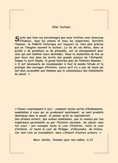 Page 4 alcibiade didascaux ; antoine et cléopâtre