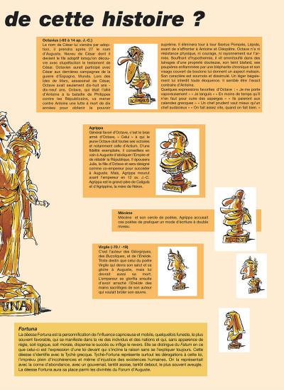 Page 6 alcibiade didascaux ; antoine et cléopâtre
