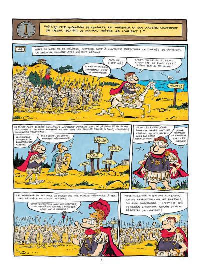 Page 8 alcibiade didascaux ; antoine et cléopâtre