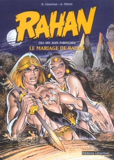 image de rahan tome 1 - le mariage de rahan