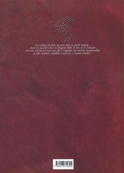 Dos hardland tome 2 - le minotaure