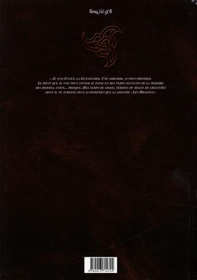 Dos le monde des dragons tome 1